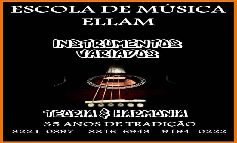 ESCOLA DE MÚSICA - ELLAM
