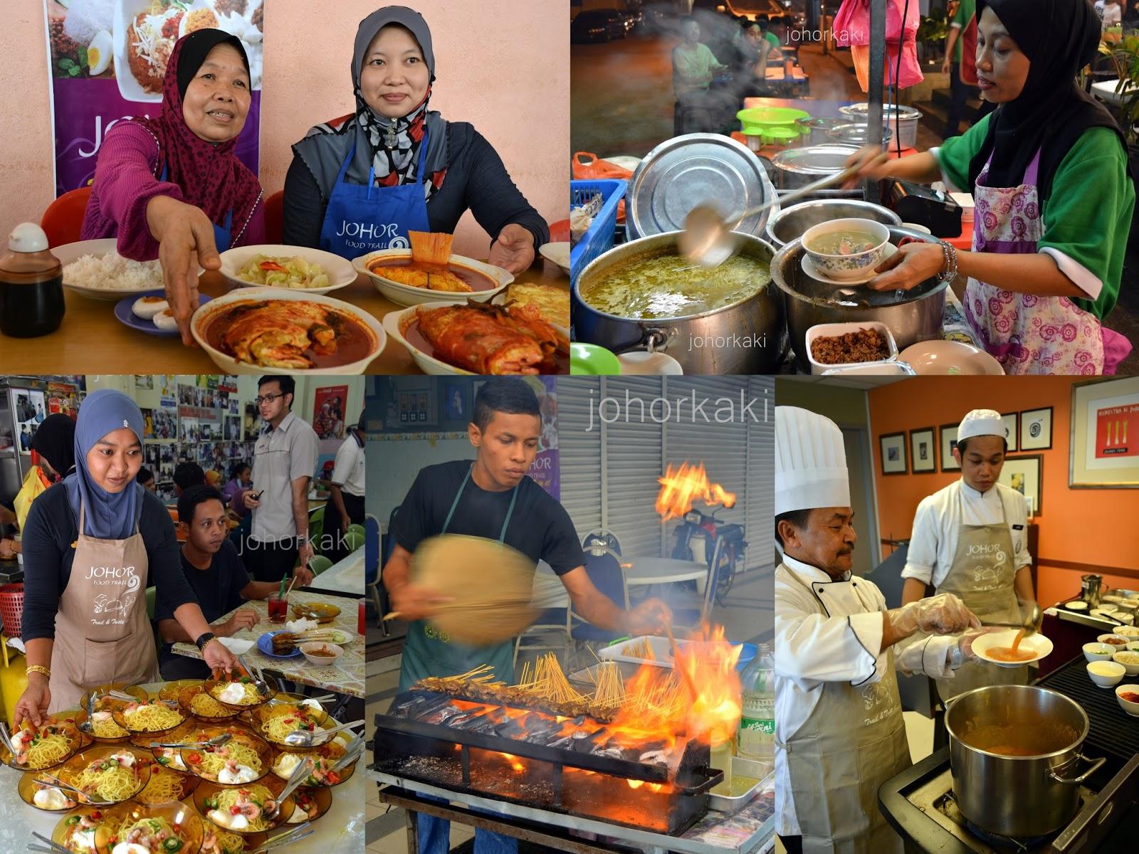 Muar Malaysia  city pictures gallery : Muar Food Trail by Tourism Malaysia Johor  joHoR kAki jB sINGApoRE ...