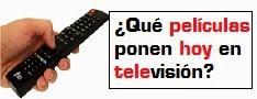 Programación de películas en la TV