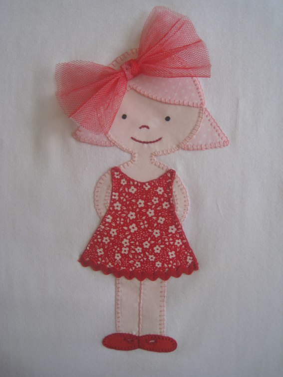 Dibujos muñecas camisetas - Imagui