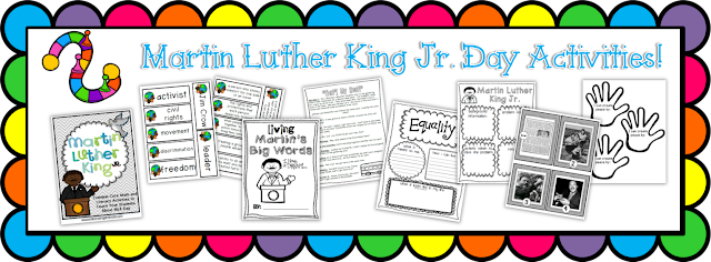 https://www.teacherspayteachers.com/Product/Martin-Luther-King-Jr-Common-Core-Activities-Math-and-Literacy-491556
