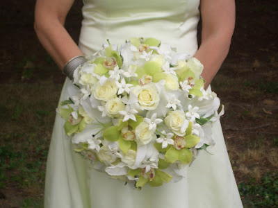 Opulent Bridal Clutch Bouquet by Stein Your Florist Co.