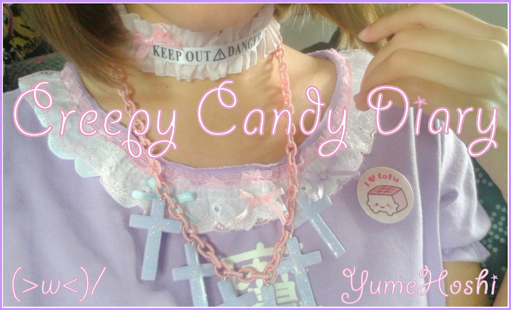 Creepy Candy Diary ☆彡