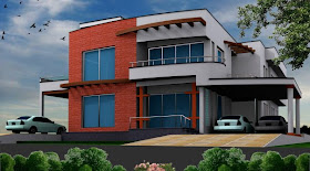... Elevation.com: 10 Marla Plan Layout + Small House design in Pakistan