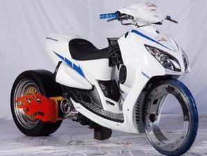 Cara Modif Yamaha Mio