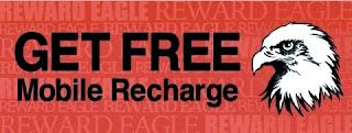 Reward Eagle : Free Rs 20 Mobile Recharge On Sign up