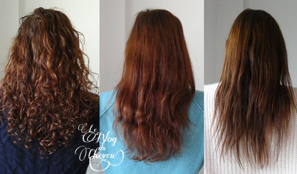 Vitesse de pousse des cheveux par jour