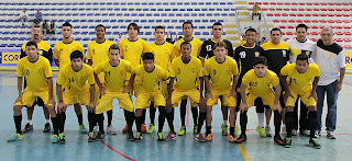 Equipe do Praia Clube (MG)