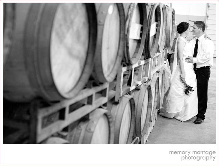 wedding photo cooper winery benton city, wa