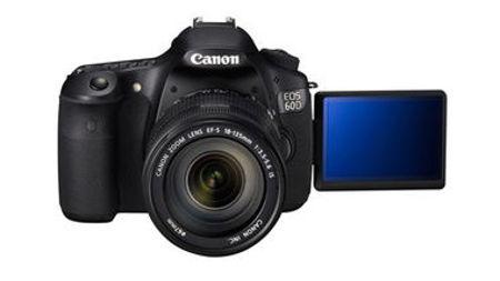 Canon EOS 60D Digital SLR Vari-Angle LCD
