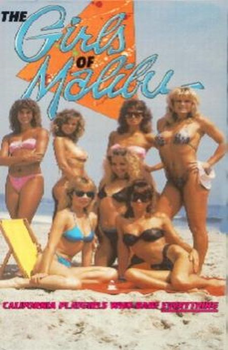 The Girls of Malibu 1986
