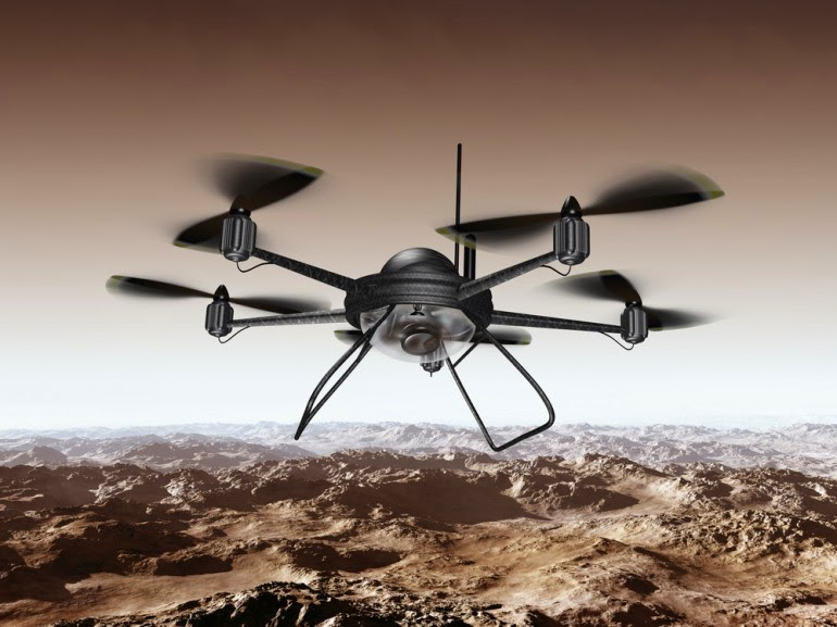 China desenvolve primeiro sistema anti-drone a laser.