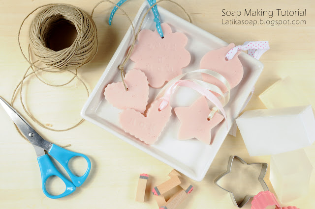 soap making tutorial