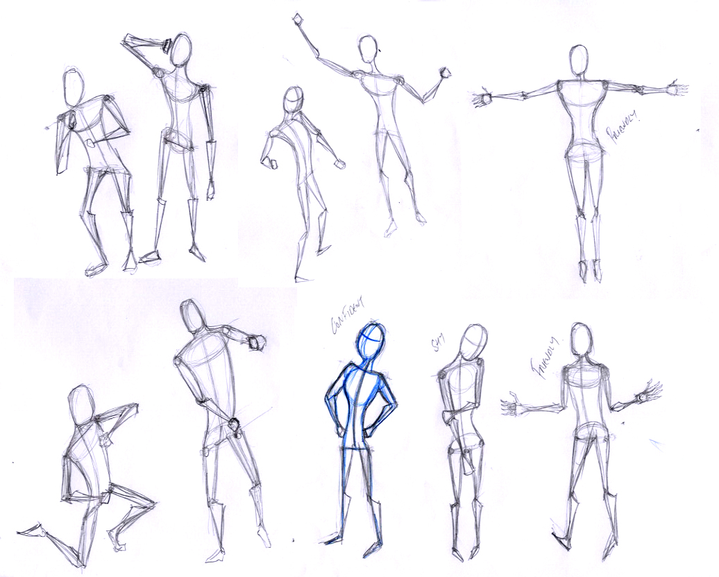 Character Design Principles : Jut s october