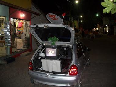 Carro Show Solar