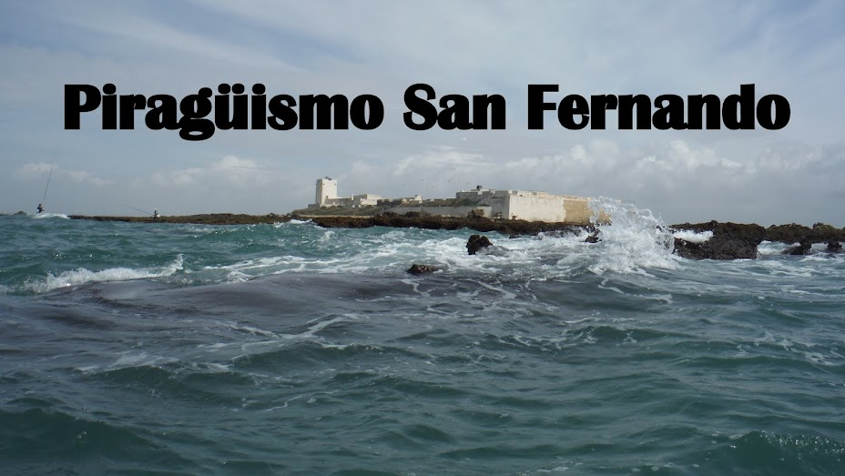 Piragüismo San Fernando