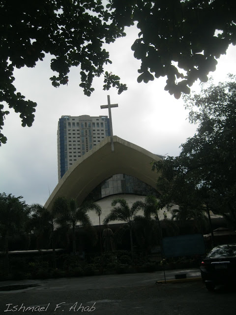 Don Bosco Church in Makati City