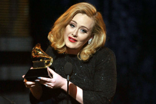 Adele Grammy Ferformance Wallpapers HD