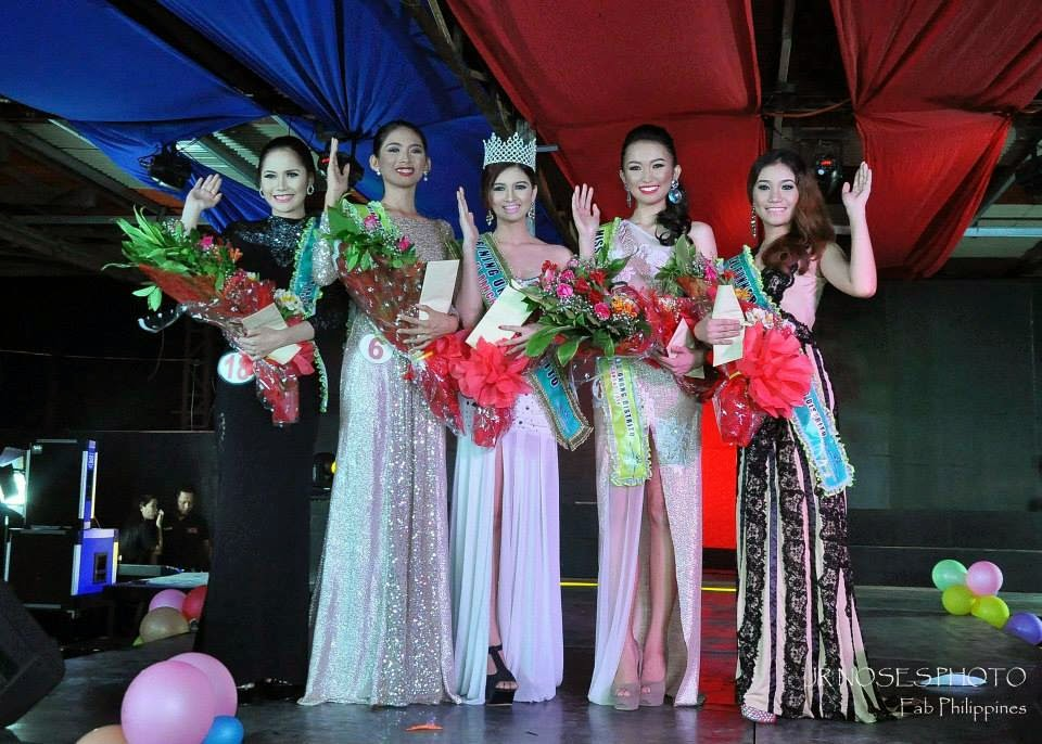 Miss El Rancho 2014 Coronation Night