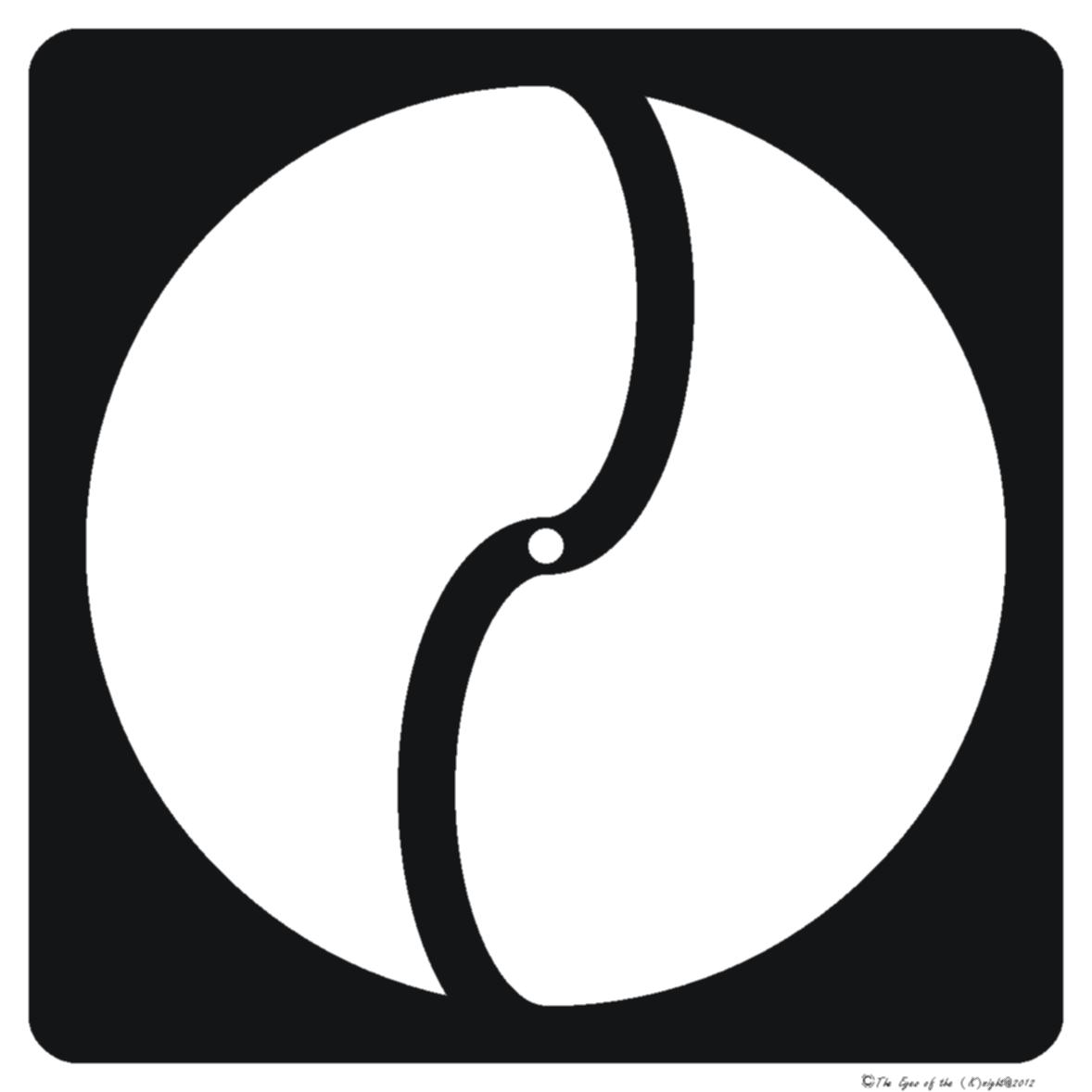 The eyes of the (K)night logo