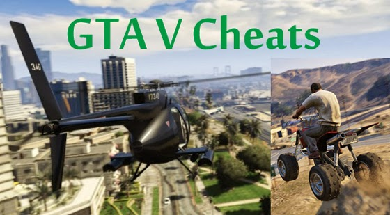 GTA 5 Cheats for Xbox 360 - Grand Theft Auto V Cheat Codes