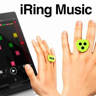 Música na palma da mão com iRing