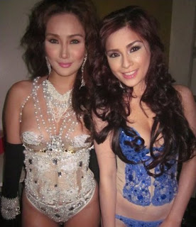 2011 fhm sexiest victory party paulene so backstage 02