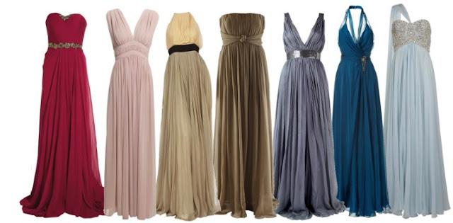 Zalando vestidos de fiesta largos