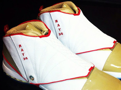 > Ray Allen PE Jordan XVI ---Heat Edition - Photo posted in Kicks @ BX  (Sneakers & Clothing) | Sign in and leave a comment below!