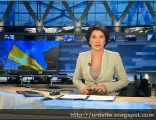 Ложь от РосГеббельсТВ о событиях в Украине (ВИДЕО)