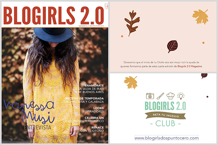 revista Blogirls2.0 portada