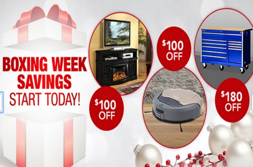 Costco Boxing Week Savings