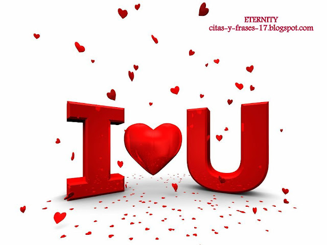 te quiero, te amo, frases de amor