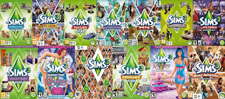 The Sims 3 Based Game + Full Expansion Pack + Stuff Full Version