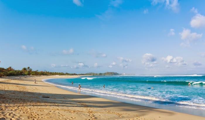 Нуса Дуа пляж