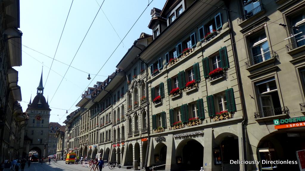 Girls in Bern