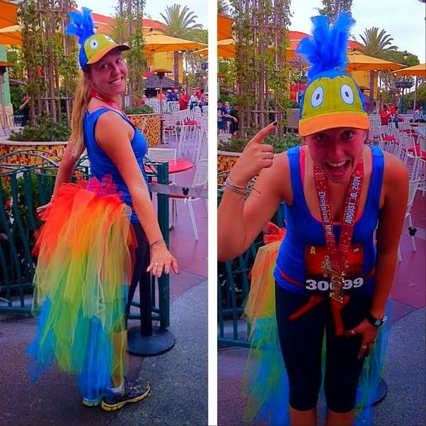 Carlee McDot: Disneyland 10K Recap