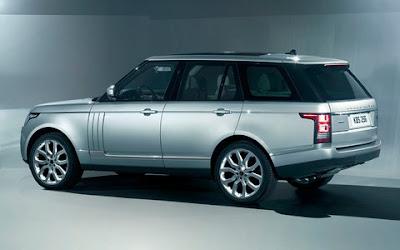 2013 Range Rover SUV