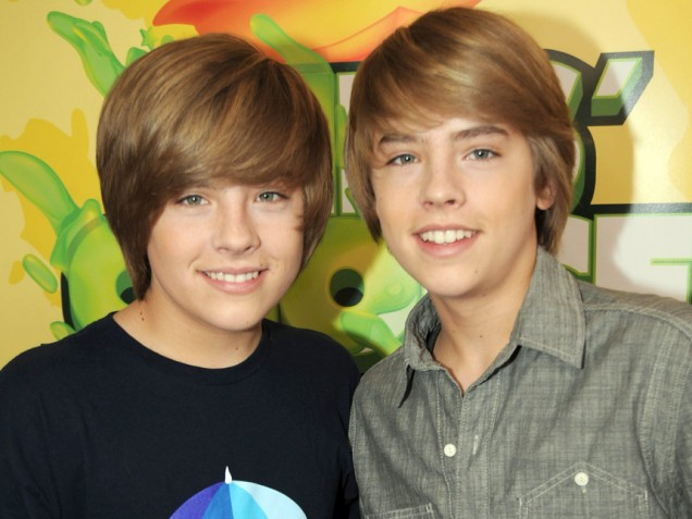 foto dylan and cole sprouse