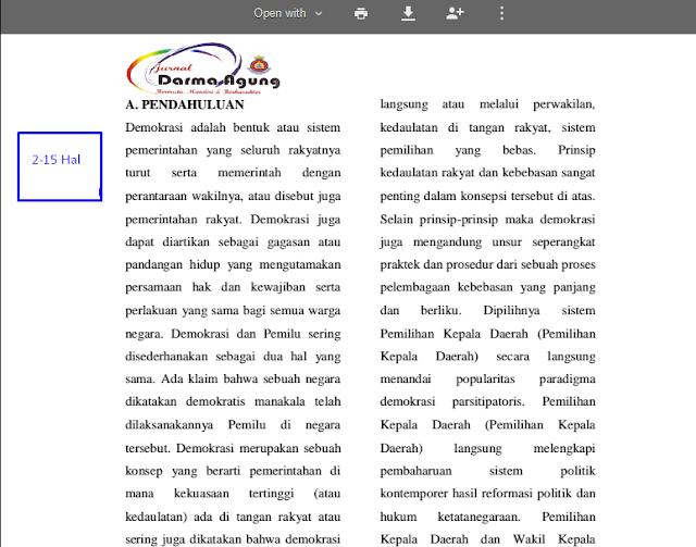 Primordialisme Etnis Dan Agama Dalam Pemilukada Pdf Download