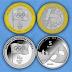 Brasil vai lançar moedas em homenagem às Olimpíadas
