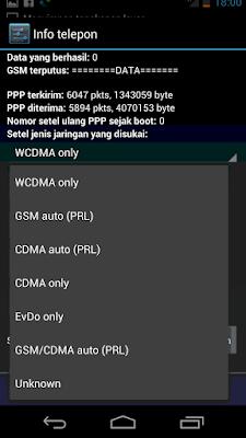 Cara Menstabilkan Koneksi Jaringan Pada HP Android