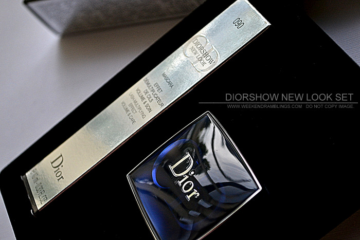 Diorshow New Look Set Sephora Holiday Gifts Kits 5 Couleurs Eyeshadow Palette Grege Mascara Swatches Reviews Indian Beauty Makeup Blog