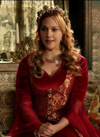Muhteşem yüzyıl dizisinin muhteşem sultanı hürrem sultan