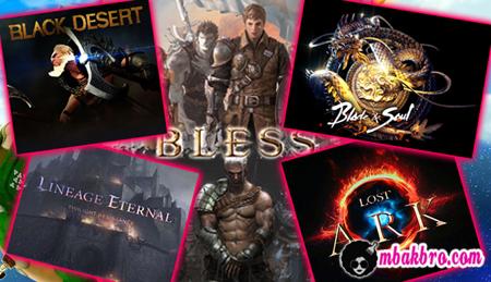 game online MMORPG 2016