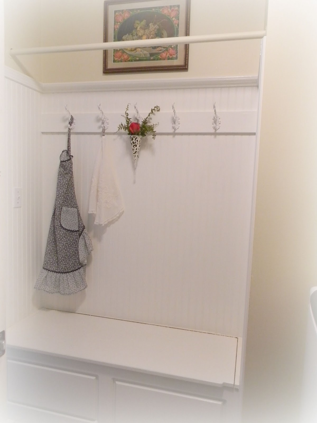Forever Decorating!: My Laundry Room Transformaion
