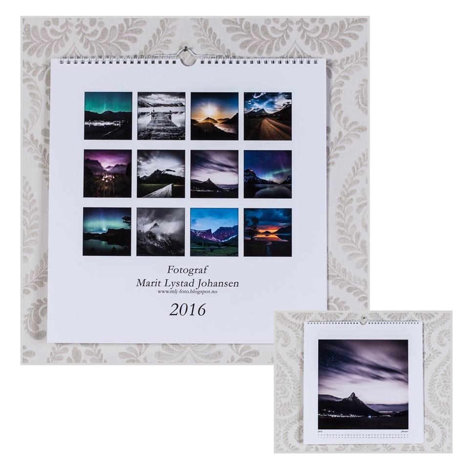 Kalender 2017  pris Kr.399,- Må bestillast.