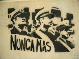 Nunca Mas!!!!