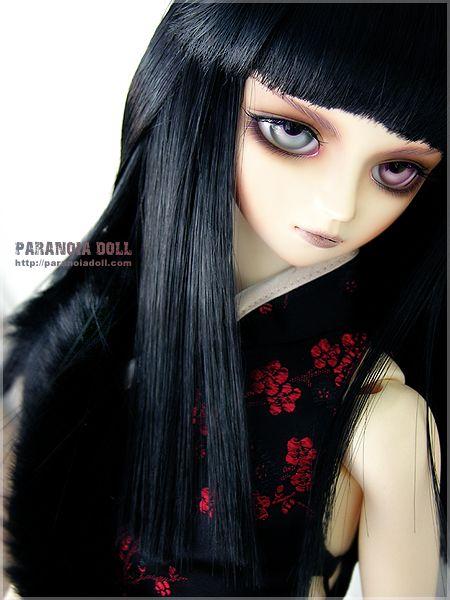 "kalo denger kata ""Boneka"" pasti kepikiran nya boneka-boneka yang lucu"