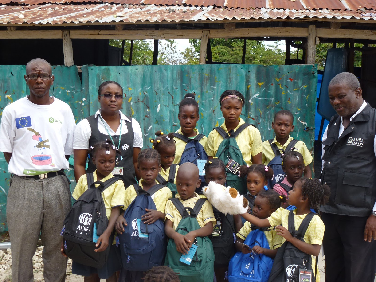 haiti education One out of every two haitians is illiterate haiti's president, michel martelly, has made free public education one of his top priorities on the first day of school in haiti, adding to the normal.